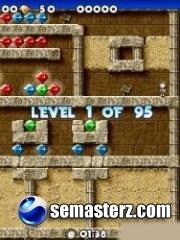 Super Miners - игра для Sony Ericsson [UIQ 3]