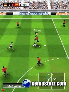 Real Football 2009 - ���� ��� Sony Ericsson [UIQ 3]