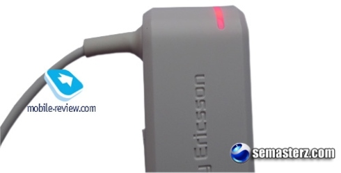 Обзор bluetooth-гарнитуры Sony Ericsson VH-300