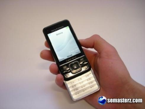 Обзор Sony Ericsson C903
