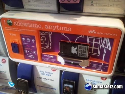 Обзор GSM/UMTS-телефона Sony Ericsson W995