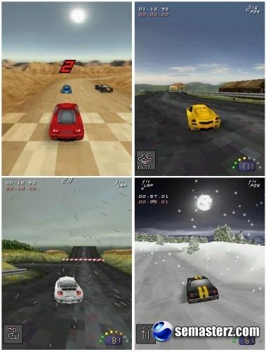 Kora Racing 3D