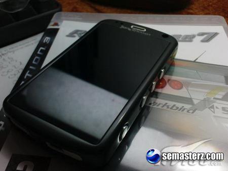 Sony Ericsson Jalou – сенсорный смартфон на базе S60