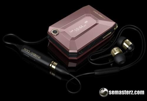 Sony Ericsson Jalou от Dolce&Gabbana