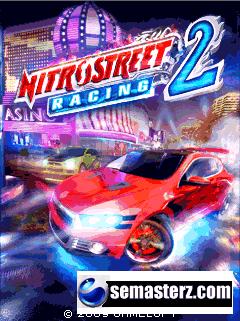 Уличные Гонки Нитро 2 (Nitro Street Racing 2)