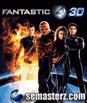 Фантастическая четверка 3D (Fantastic Four 3D)