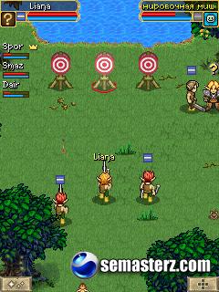Warspear Online - игра для UIQ 3