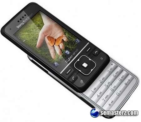 Sony Ericsson C903 на руках – ответы на вопросы пользователей