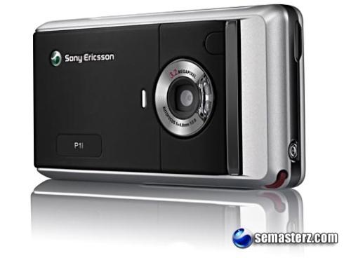 Обзор телефона Sony Ericsson P1i