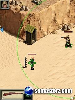 Force Recon - Java игра для Sony Ericsson