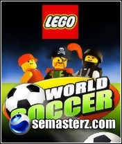 LEGO World Soccer - Java игра для Sony Ericsson