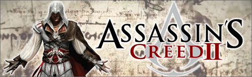Assassin's Creed 2 - Java игра для Sony Ericsson