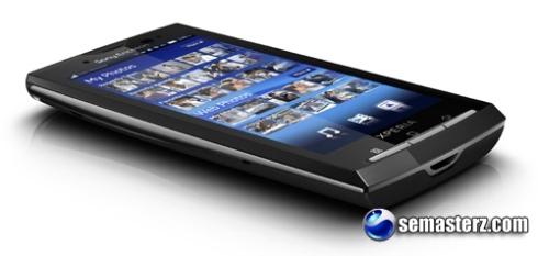 Предварительный обзор Sony Ericsson XPERIA X10 (Rachael)