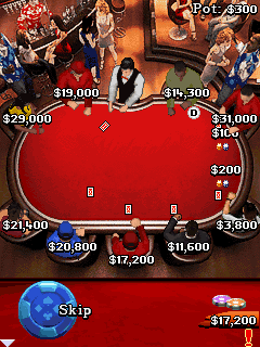 Texas Holdem Poker (Bluetooth) 240x320 Java Game