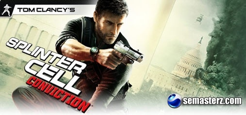 Splinter Cell Conviction - Java игра для Sony Ericsson