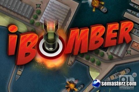 iBomber - Java игра для Sony Ericsson