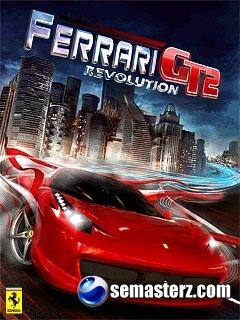 Ferrari GT 2 Revolution - Java игра для Sony Ericsson