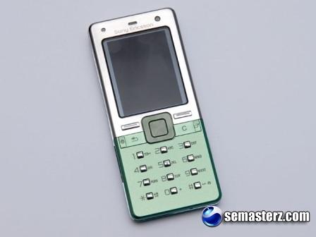 Разборка и сборка Sony Ericsson T650