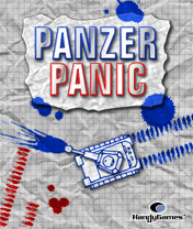 Panzer Panic - Java игра для Sony Ericsson