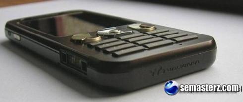 Sony Ericsson W890 Repair Movie