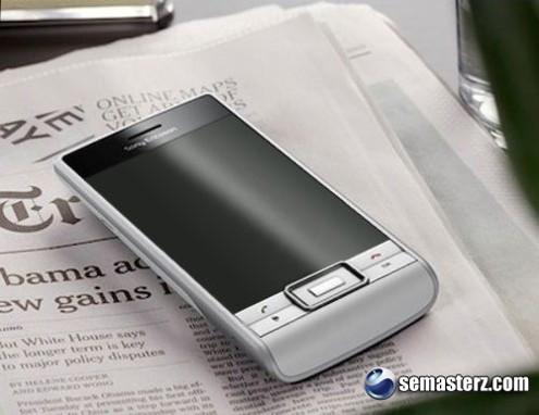 Sony Ericsson Aspen: теперь и концепт