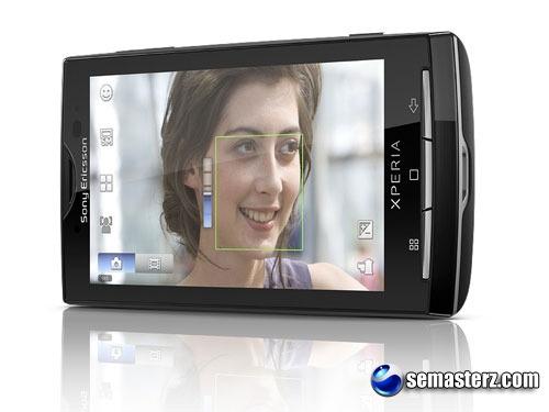 Sony Ericsson Х10 не поддерживает мультитач на аппаратном уровне