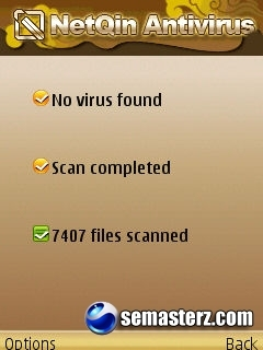 NetQin Mobile Anti-Virus Pro - Антивирус для Symbian