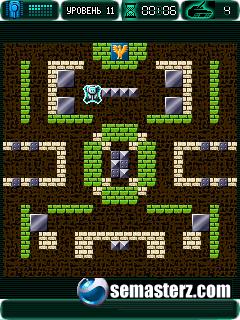 java-игры на sonyericsson k500i: