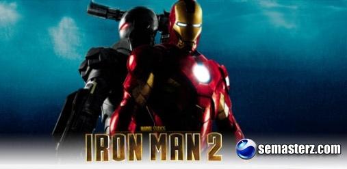 Железный Человек 2 (Iron Man 2) - Java игра для Sony Ericsson
