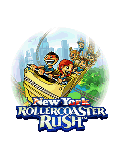 Американские Горки: Нью Йорк (Rollercoaster Rush: New York) - Java игра для Sony Ericsson