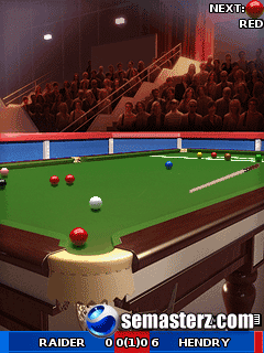 Ronnie OSullivans World Snooker 2010 - java ����