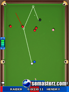 Ronnie OSullivans World Snooker 2010 - java игра