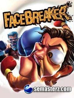 Facebreaker - Java игра для Sony Ericsson