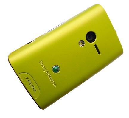 Обзор смартфона Sony Ericsson X10 Mini