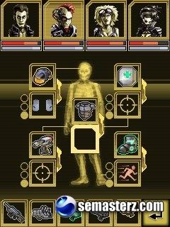 Кибербоги. Аркология (Cyberlords Arcology) - Java игра