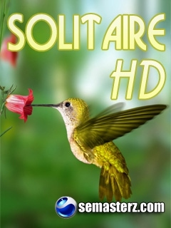 Solitaire HD (Солитер) - Java-игра для Sony Ericsson