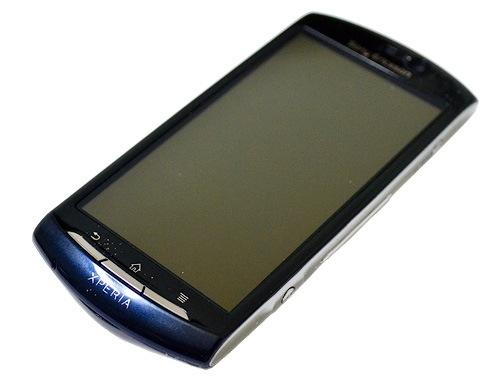 Предварительный обзор смартфона Sony Ericsson MT15i (Hallon/Vivaz 2