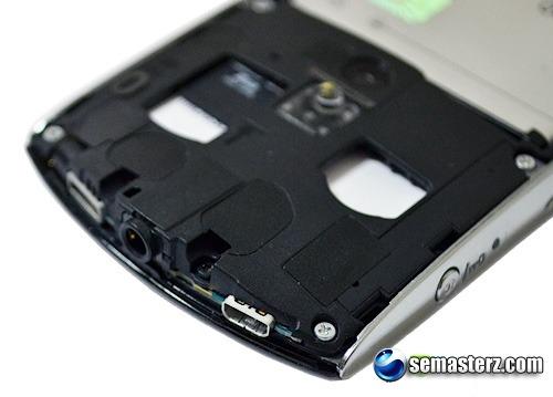 Предварительный обзор смартфона Sony Ericsson MT15i (Hallon/Vivaz 2)