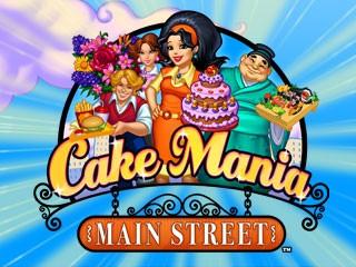 Cake Mania: Main Street