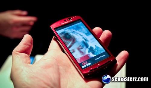 Sony Ericsson Xperia Neo: первые впечатления