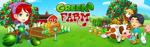 Зеленая Ферма (Green Farm) - Java игра