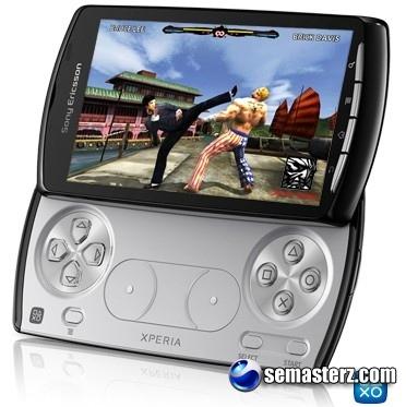 Смартфон Sony Ericsson Xperia PLAY появился в России