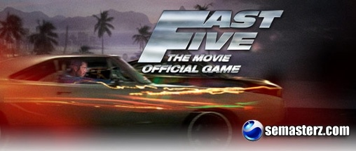 Форсаж 5 (Fast Five the Movie: Official Game)