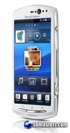 Новый Android-смартфон Sony Ericsson Xperia neo V