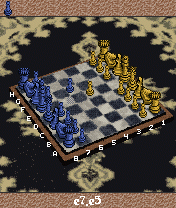 Advanced Karpov 3D Chess