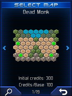 Xpressed UniWar - Java-игра