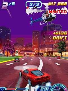 Асфальт 6: Адреналин (Asphalt 6 Adrenaline) - Java-игра