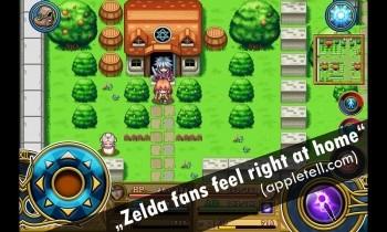 Across Age DX - RPG в стиле Zenonia для Android