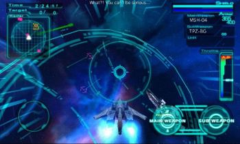 SILPHEED Alternative AM - космические бои для Android