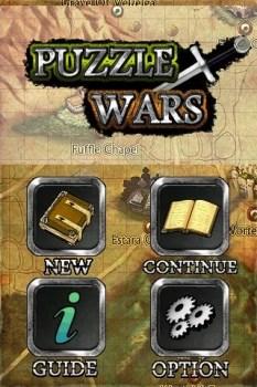 PuzzleWars - интересная RPG для Android